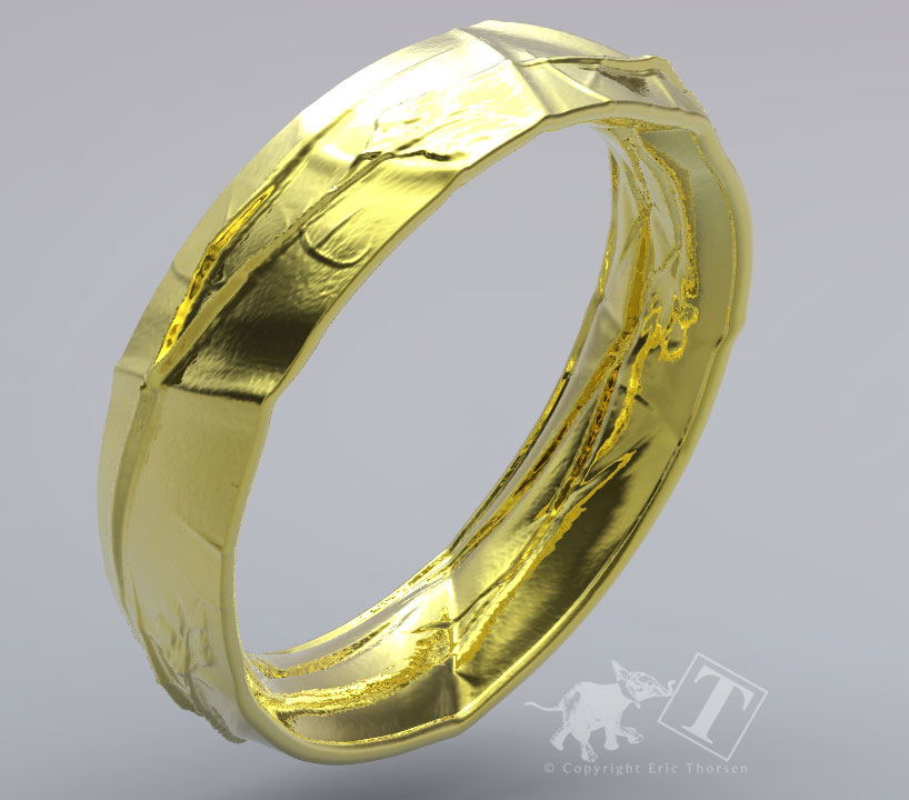 Ring Design by Eric Thorsen