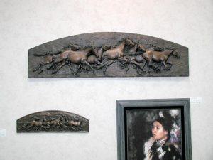 bronze by Eric Thorsen