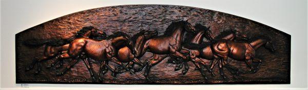 seven running horses eric thorsen gallery