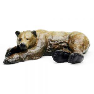 slumbering-bear