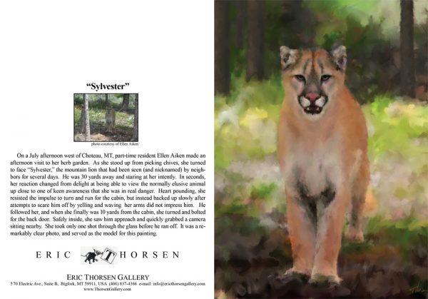 Sylvester the Cougar
